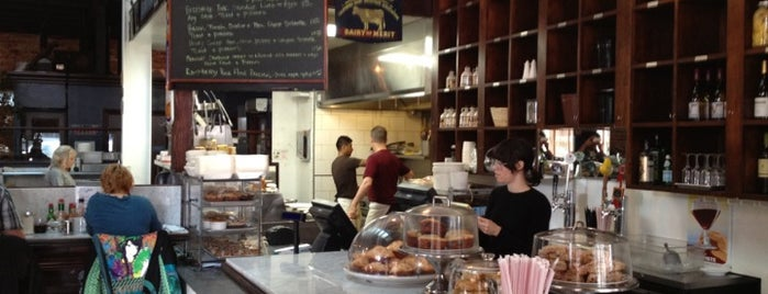 Dottie's True Blue Cafe is one of Juha's San Francisco Favorites.