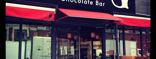 Ayza Wine & Chocolate Bar is one of New York 🗽.