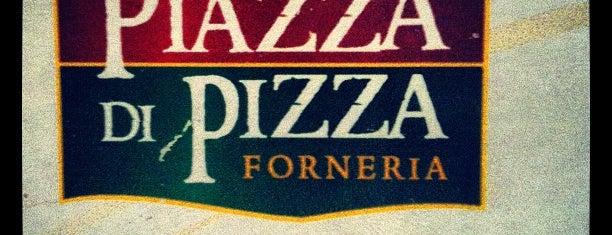 Piazza Di Pizza Forneria is one of Locais curtidos por tinhaMar.