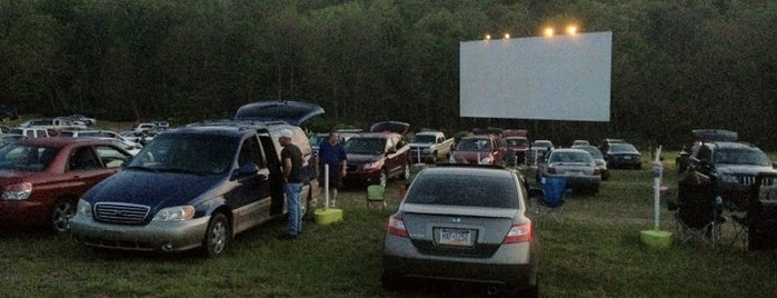 Silver Drive-In is one of ?.
