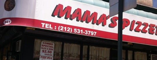 Mama's Pizzeria is one of pizza places of world 2.