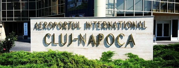 Cluj-Napoca International Airport is one of สถานที่ที่ Radu ถูกใจ.