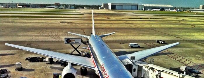 마이애미 국제공항 (MIA) is one of International Airport Lists (2).
