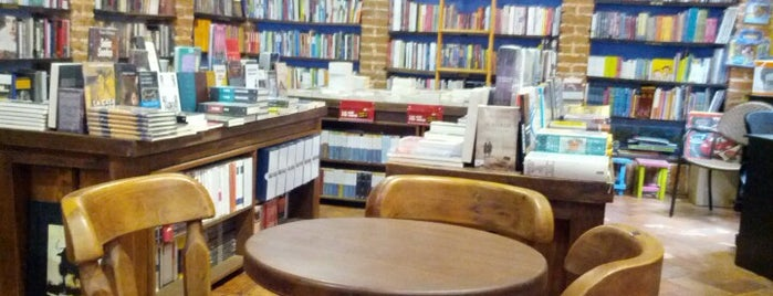Ábaco Libros y Café is one of Cartagena!.