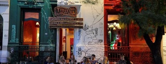 Tijuana - Cocina Mex & Bar is one of Buenos Aires.
