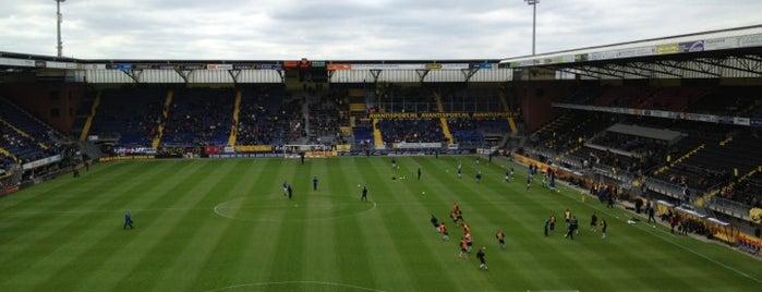 Rat Verlegh Stadion is one of 'Stadium Talk'....