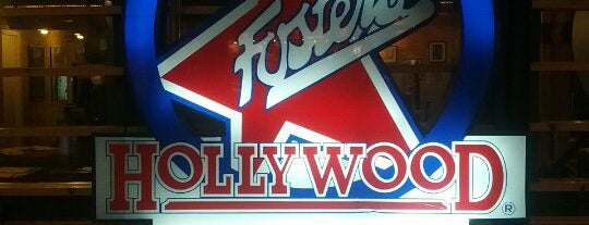 Foster's Hollywood is one of Restaurants/Bars BCN.