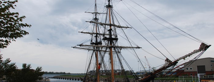 Erie Maritime Museum is one of Ships (historical, sailing, original or replica).