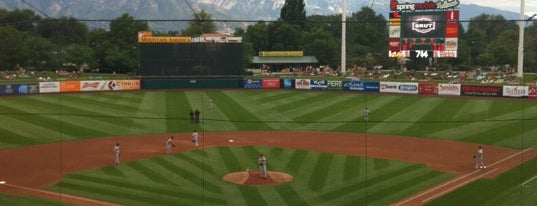 Smith's Ballpark is one of Salt Lake City.
