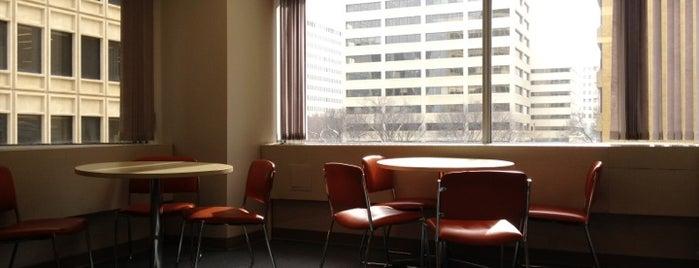 The Pedway Cafeteria is one of Tempat yang Disimpan Ryan.