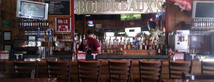 Boudreaux's Cajun Kitchen is one of rodney: сохраненные места.