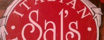 Sal's Italian Ristorante is one of Restaurant.