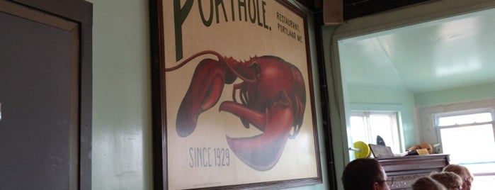 The Porthole is one of DINERS DRIVE-INS & DIVES.