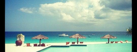 Frangipani Beach Resort is one of St. Maarten.
