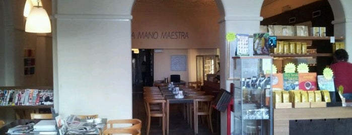 La Mano Maestra is one of Top picks for Coffee Shops.