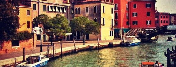 Piazzale Roma is one of Venezia Essentials.