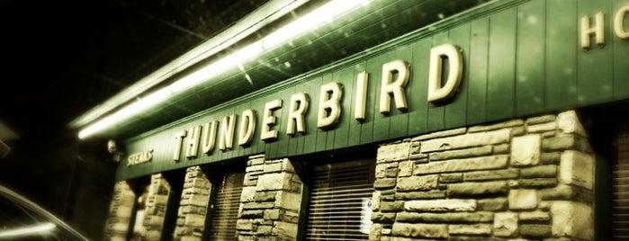 The Original Thunderbird is one of Tempat yang Disukai K..