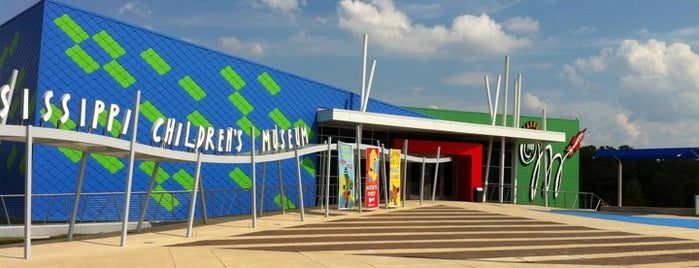 Mississippi Children's Museum is one of North America.