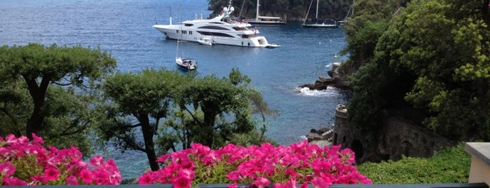 Domina Home Piccolo Hotel is one of Portofino ♡.