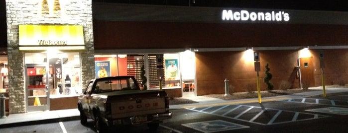 McDonald's is one of สถานที่ที่ Haluk ถูกใจ.
