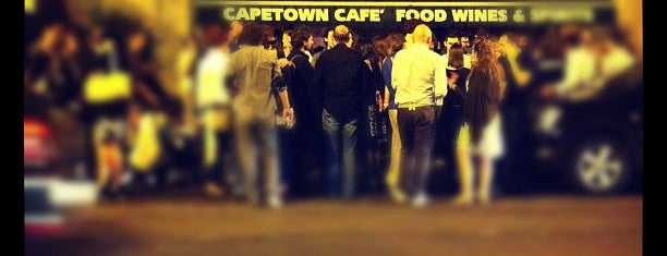 Cape Town Cafè is one of Milano.