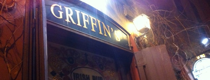 Griffin's Irish Pub is one of Posti che sono piaciuti a Mariateresa.