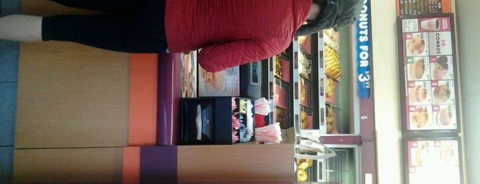 Dunkin' is one of bakery.