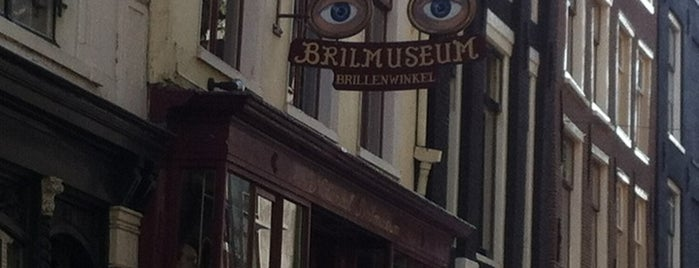 Brilmuseum is one of Amsterdam.