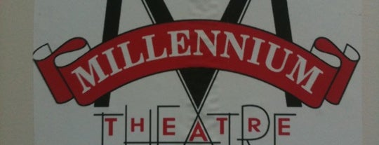 Millennium Theatre is one of new York.