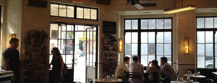 Schiller's Liquor Bar is one of NY.