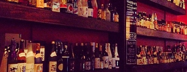 Nihonshu Sake Bar is one of Melbourne!.