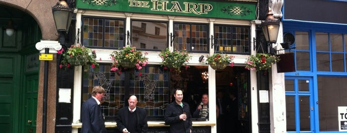 The Harp is one of London.