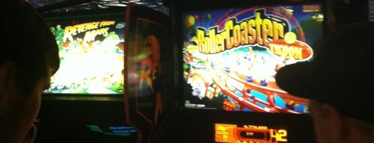 Golfland is one of Pinball Destinations.