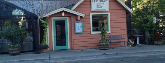Cristina's Restaurant & Bakery is one of Best Places to Check out in United States Pt 2.