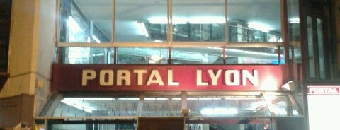 Portal Lyon is one of Shopping.