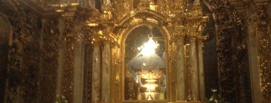 Capilla del Rosario is one of Para el desestrés en Puebla.