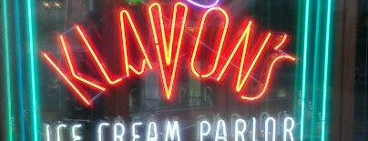 Klavon's Ice Cream Parlor is one of PGH to do.