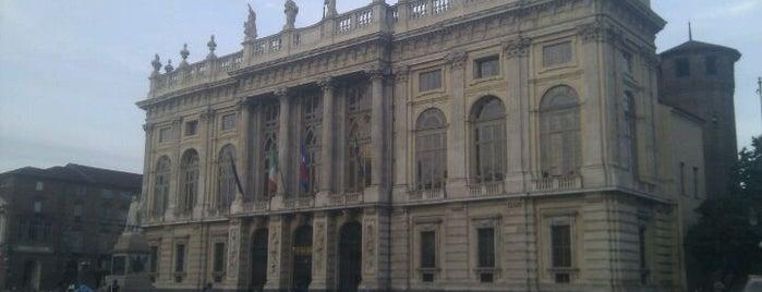 Palazzo Madama - Museo Civico d'Arte Antica is one of Torino.