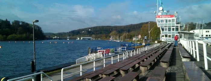 Baldeneysee is one of Best of Essen.