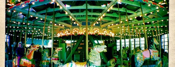 Prospect Park Carousel is one of 🗽 NYC - Brooklyn.