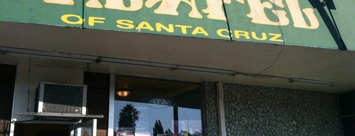 Falafel of Santa Cruz is one of Top Restaurants.