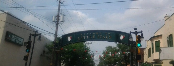 Little Italy is one of Delaware Fun.