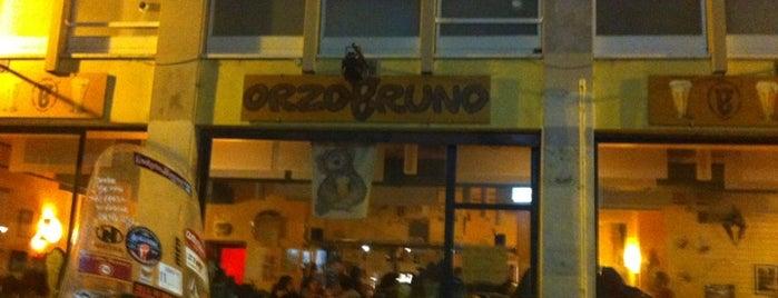 Orzo Bruno is one of Pisa.