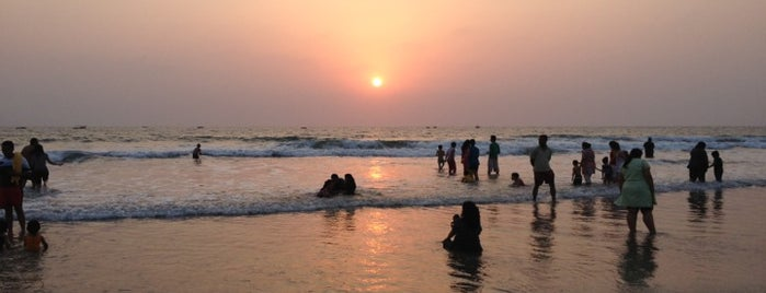 Varca Beach is one of Beaches - South Goa.