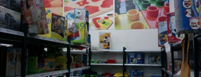 Abacus Carrer Perú (Outlet) is one of Nens - Niños.