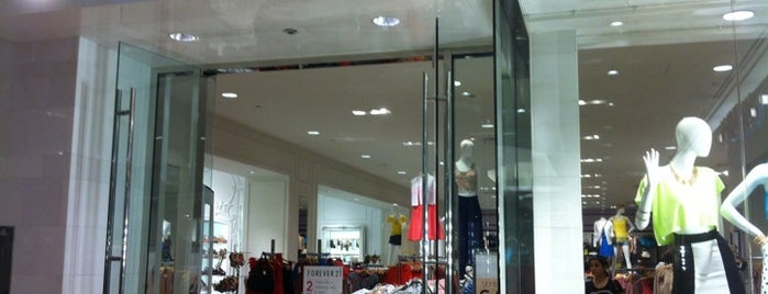 Forever 21 is one of The Best Shops.