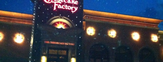 The Cheesecake Factory is one of The Straight Beef - Burger Truth.