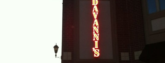 Davanni's Pizza and Hot Hoagies is one of Tempat yang Disimpan Terry.