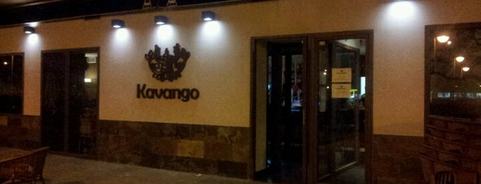 Kavango is one of Donde comer en cordoba.