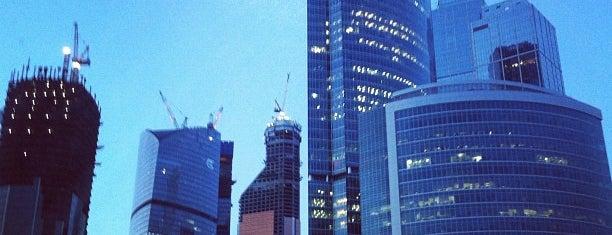 БЦ «Северная башня» is one of Офисы, в которых можно подписаться на фрукты (ч.2).